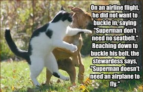 My favorite Muhammed Ali story