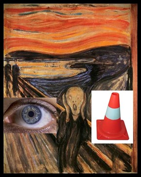 Eye Scream Cone