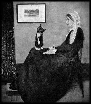 PUN: Whistler's Mother
