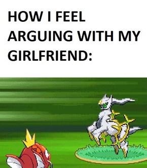 Boyfriend Used I'm Sorry! It's Super Effective!