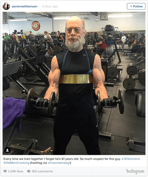 J.K. Simmons Got More Ripped than a 22-Year-Old Personal Trainer When He Switched Sides from Marvel to DC to Play Commissioner Gordon in Justice League