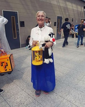 Cosplay Transcends Age Limits