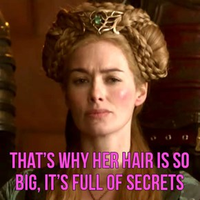 Mean Girls Quotes Go Surprisingly Well With These Game of Thrones Scenes