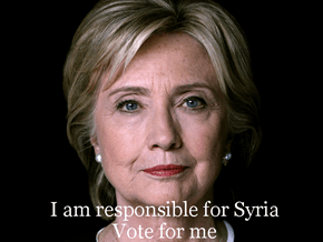 New Hillary campaign poster.