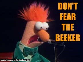 DON'T FEAR THE BEEKER