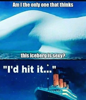 Irresistible Iceberg