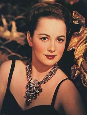 Olivia de Havilland - Happy 100th