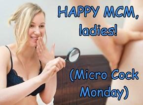 HAPPY MCM, ladies!