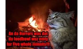 Campfire Horror Story!