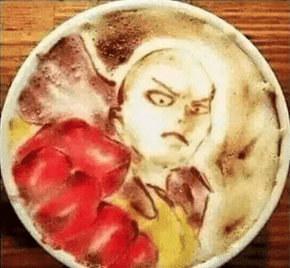 When You Ask for the Strongest Coffee They Have