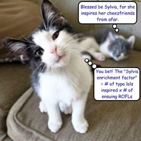 the Sylvia enrichment factor