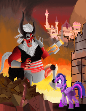 Hell on Equestria