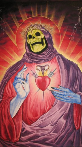 Have You Accepted Skeletor as Your Savior?