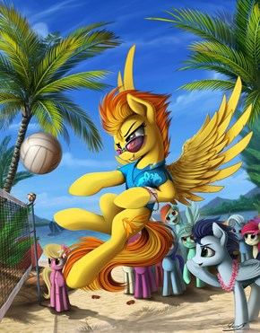 Wonderbolts Vacation