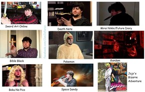 Jontron is Best Anime Character