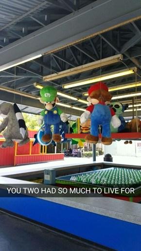 Link's Definitely Next...