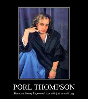 PORL THOMPSON
