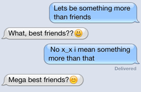 No Escaping the FRIEND ZONE