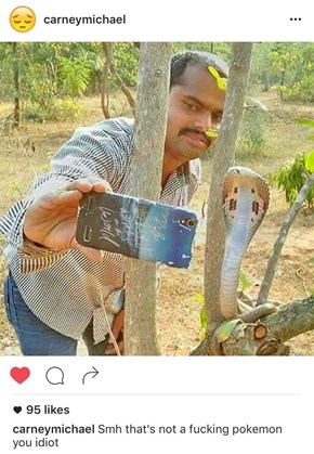 India Ranks #1 in Most Selfie Deaths in the World