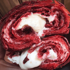 Frosting-Stuffed Croissants Are the New, Grossly Sweet Food Trend
