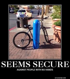 Untouchable Security