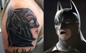 It Feels Batman!