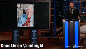 Chunkle on @midnight