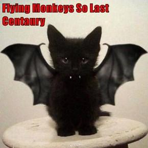 Flying Monkeys?
