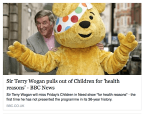 Would Have Been Too Much Had They Used PedoBear