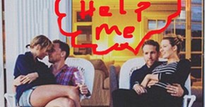 Ryan Reynolds' Emotionless Gaze into Oblivion Is Too Perfect and the Internet Knows It