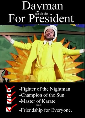 A Candidate We Can All Support!