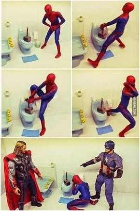 Avengers 3 Opening Scene Be Like