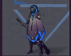 Is Blizzard's Latest Tweet Hinting at the Fact They're Going to Reveal Sombra in Overwatch, or What?