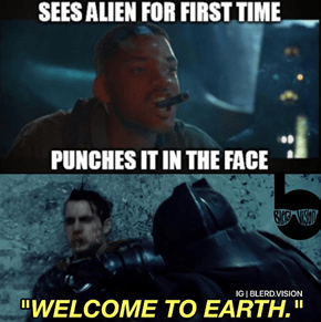 One Punch Man, Is That You?