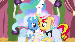 I Now Pronounce You Mare and Wife