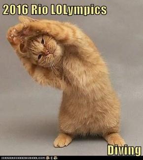 2016 Rio LOLympics  Diving