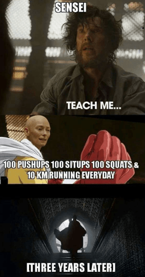 One Punch!