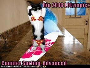 Rio 2016 LOLympicz  Counter Surfing, Advanced