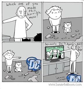 Poor DC