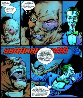 Joker Has No Chill