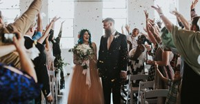 Bride Relearns the Ability to Walk for Her Wedding and My Feels Box Is Activated