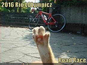 2016 Rio LOLympicz  Road Race