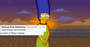 Marge Simpson Might Be the Saddest Character on TV and the Creator of Bojack Horseman Has Proof
