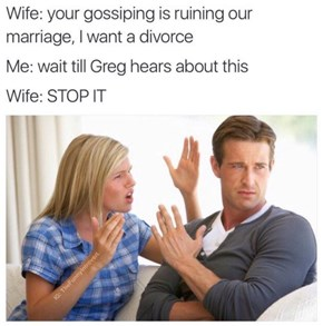 Greg Probably Can't Even