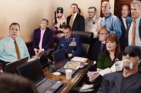 Inside President Trump's Situation Room