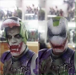 The Iron Joker Would Wreak Havoc