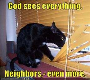 God and Neighbors