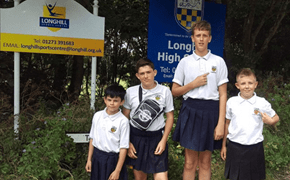 British High School Boys Find Creative Loophole To Deal With Their School's Dress Code