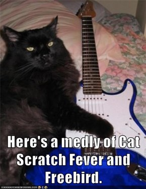 """With sampling from """"Cat's in the Cradle"""""""