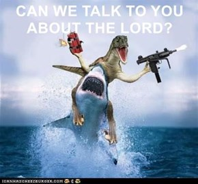 CAN WE TALK TO YOU ABOUT THE LORD?